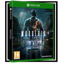 Murdered Soul Suspect - Xbox One - Lacrado, Novo, Original