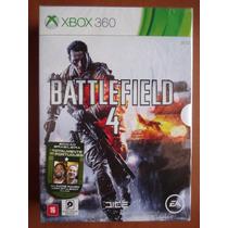 Battlefield 4 - Xbox 360 (em Portugues) + Tropa De Elite