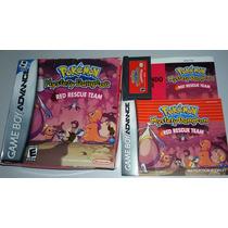 Pokemon Mystery Dungeon Fita Do Gba Original Americana