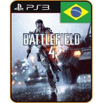 Battle Field 4 Ps3 Psn Midia Digital Português Br