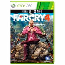 Far Cry 4 - Xbox 360 - Original Lacrado - Pronta Entrega!