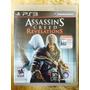 Jogo Assassins Creed Revelations Playstation 3, Original