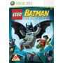 Lego Batman 1 Mídia Física Xbox 360