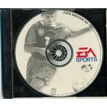 ** Game Pc Fifa Soccer 97 Somente O Cd
