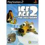 A Era Do Gelo 2 & 3 - Collection / Game Patch - Jogo Ps2