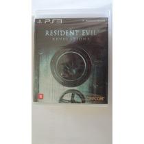 Vendo Jogo Resident Evil Revelations Para Ps3 Novo E Lacrado