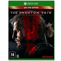Jogo Metal Gear Solid V The Phantom Pain Xone