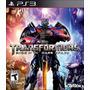 Jogo Novo Transformers Rise Of The Dark Spark Para Ps3