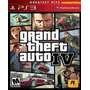 Jogo Novo Gta 4 Grand Theft Auto Iv 4 Ps3 Original
