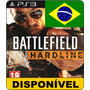 Battlefield Hardline - Bf H - Ps3 Psn - Gamesgo