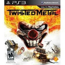 Twisted Metal Ps3 Codigo Psn! Envio Imediato