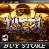 Dlc Ultra Street Fighter Iv 4 Ps3 +bonus Psn