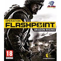 Jogo Ps3 - Operation Flashpoint - Dragon Rising - Usado