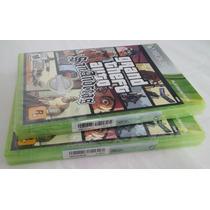 Gta San Andreas Remasterizado Xbox 360 Original Ntsc Lacrado