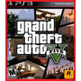 Gta 5 - Ps3 - Grand Theft Auto V - Portugues Br - Codigo Psn