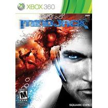 Jogo Xbox 360 - Mindjack (original/eua/frete: R$5 Leia!)