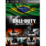 Call Of Duty Black Ops 2 Português Brasil + 4 Dlc Pack Mapas