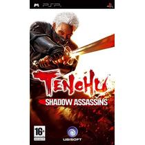 Jogo Tenchu Shadow Assassins - Psp - Sony - Oferta!!!