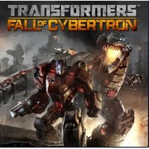 Transformers Fall Of Cybertron Ps3 Jogos