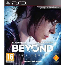 Beyond: Two Souls Português Ps3 Original ( Conta Psn)!
