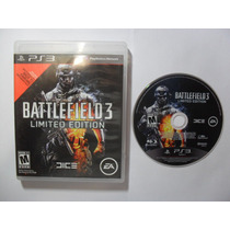 Battlefield 3 Limited Edition - Game Playstation 3 Americano