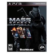 Jogo Novo Lacrado Mass Effect Trilogy Para Playstation 3 Ps3