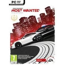 Jogo Need For Speed Most Wanted Edição Limitada Pc