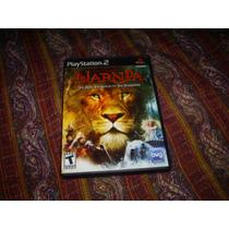 Jogos Originais Ps2 - Cronicas De Narnia