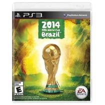 Jogo Copa Do Mundo Fifa - Brasil 2014 - Ps3