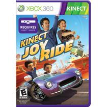Kinect Joy Ride - Xbox 360, Mídia Física ( Usado )