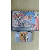 Blast Corps - Nintendo 64 - Rare - Original - Americano