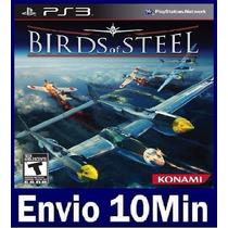 Birds Of Steel Ps3 Código Psn