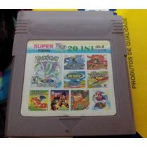 Pokémon Colection Para Game Boy Color Compatível Com Gba!