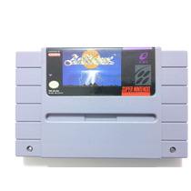 Cartucho Super Nintendo - Act Raiders - Americano,veja.
