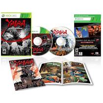 Yaiba Ninja Gaiden Z Special Edition Xbox 360 Novo Lacrado