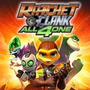 Ps3 Ratchet E Clank All 4 One A Pronta Entrega