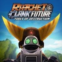Ps3 Ratchet E Clank Future Tools Of Destruction Em Português