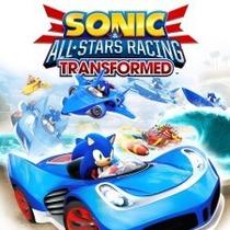 Ps3 Sonic E All Stars Racing Transformed A Pronta Entrega