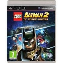 Lego Batman Super Heroes 2 - Leg Portugues