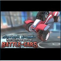 Supersonic Acrobatic Rocket-powered Battle-cars Ps3 Jogos