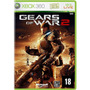 Gears Of War 2 Xbox 360 Jogo Novo Original Lacrado Dvd