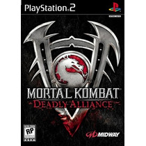 Mortal Kombat Deadly Alliance Ps2 Patch