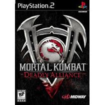 Mortal Kombat Deadly Alliance Ps2 Patch