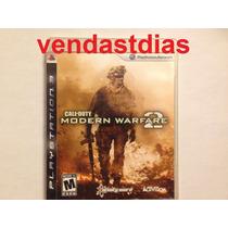Jogo Call Of Duty Modern Warfare 2 - Jogo Original