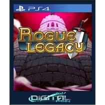Rogue Legacy Lançamento 29/7 Ps4 Envio No Dia