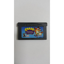 Jogo Gameboy Advance Crash Purple Nintendo Cartucho Fita