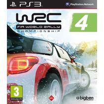 Wrc 4 Fia World Rally , Play 3 Lançamento , Codigo Psn !!!