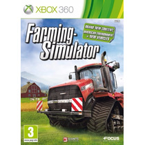 Patch Farming Sim. 2013 Xbox 360 - Patch