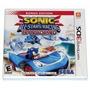 Sonic All Star Racing Transformed Nintendo 3ds Bonus Edition