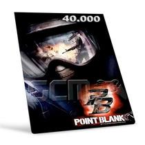 Point Blank - Cartão De 40.000 Cash - Preço Imbátivel !